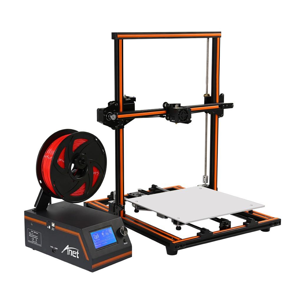 Imagen vista frontal impresora 3D E12